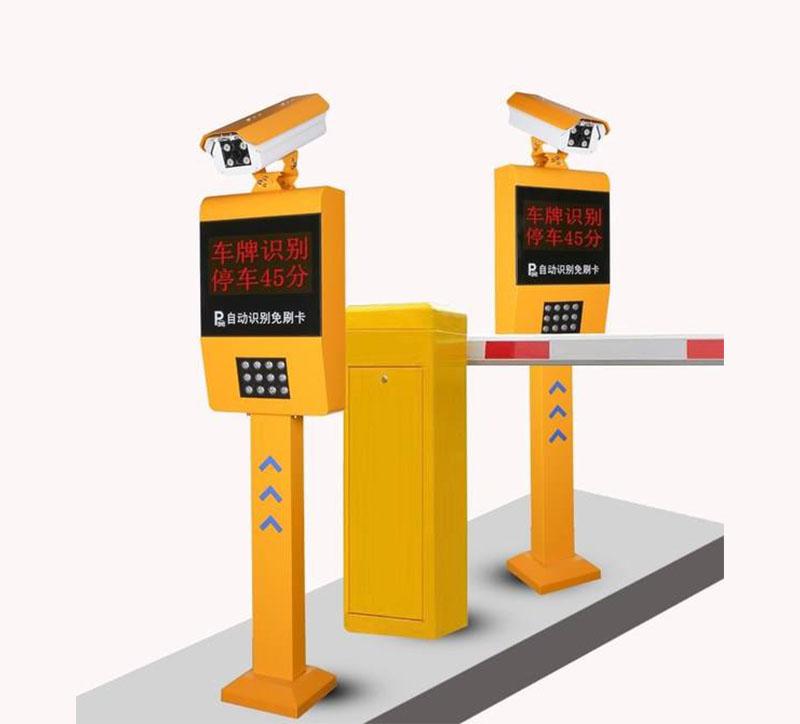 丰县车牌识别系统