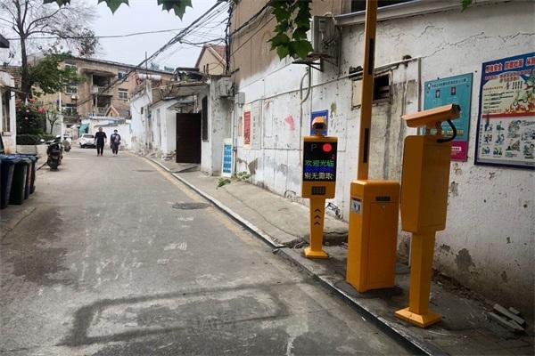 徐州闸口社区选择徐州圣杰科技有限公司车牌识别产品
