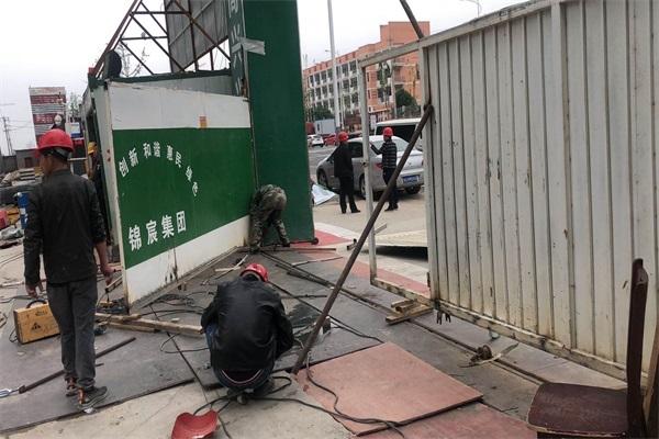 江苏锦宸集团有限公司选择徐州圣杰科技有限公司铁大门产品