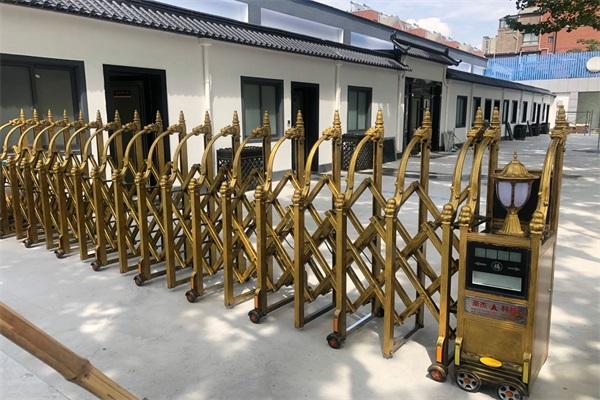 庆祝徐州移动vip俱乐部选择徐州圣杰科技有限公司电动伸缩门产品