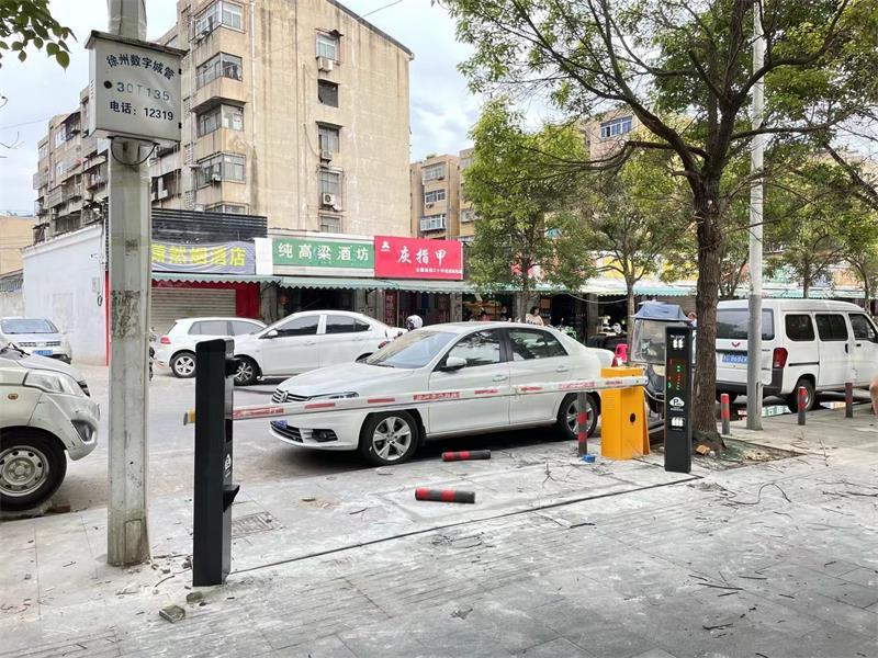 徐州苏北菜市场车牌识别系统